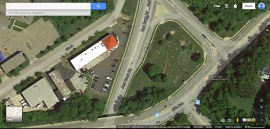 Redbank Circle 2014 Satellite picture